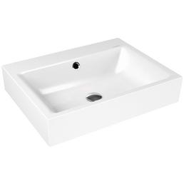 KALDEWEI Aufsatz-Waschbecken »PURO«, Breite: 60 cm, eckig