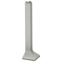 CARL PRINZ Außenecke aus Aluminium, für Aluminium-Sockelleisten