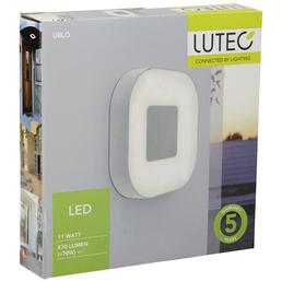 LUTEC Außenleuchte »UBLO«, 11 W, kunststoff/aluminiumdruckguss, IP54
