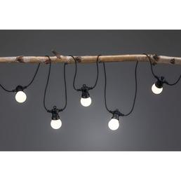 PAULMANN Außenlichterkette »Plug & Shine«, 1,4 W, dimmbar, IP44, warmweiß