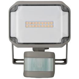 Brennenstuhl® Außenstrahler »AL 1000P«, 10 W, inkl. Bewegungsmelder, IP44, warmweiß