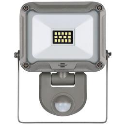 Brennenstuhl® Außenstrahler »JARO«, 10 W, inkl. Bewegungsmelder, IP44, tageslichtweiß