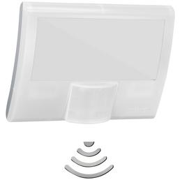 STEINEL Außenstrahler »XLED Home curved«, 10,5 W, inkl. Bewegungsmelder, IP44, kaltweiß