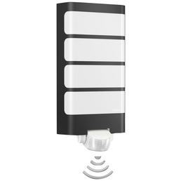 STEINEL Außenwandleuchte »L 244 LED«, 7,5 W, inkl. Bewegungsmelder, IP44, warmweiß