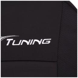 UNITEC Autositzbezug »TUNING«, Polyester