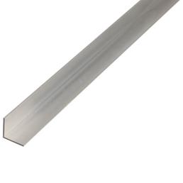 GAH ALBERTS BA-Profil Winkel Alu silber 2600 x 15 x 10 x 1 mm