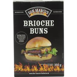 Don Marco´s Barbecue Backmischung, Brioche Bun, 350 g