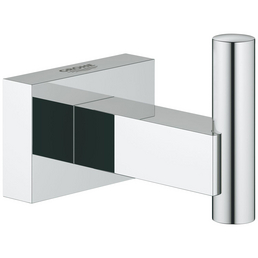 GROHE Bademantelhaken »Essentials Cube«, chromfarben