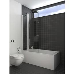 DANSANI Badewannenaufsatz »Match«, B x H: 90  x 155  cm