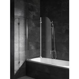 SCHULTE Badewannentrennwand »Alnatur Express Plus«, BxH: 112 x 140 cm, Einscheiben-Sicherheitsglas (ESG)
