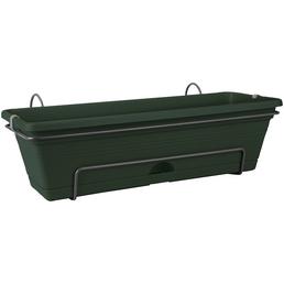 ELHO Balkonkasten »green basics «, BxH: 49 x 16,5 cm, Kunststoff