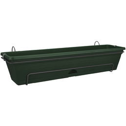 ELHO Balkonkasten »green basics «, BxH: 68,5 x 16,5 cm, Kunststoff