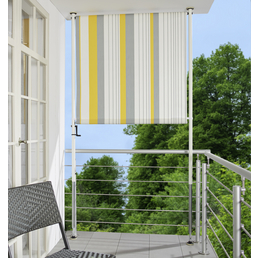 ANDIAMO Balkonsichtschutz, aus Polyacryl, L x H: 270 x 225 cm