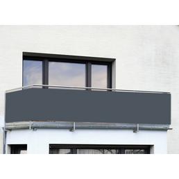 WENKO Balkonsichtschutz, Polyethylen/Polyamid, HxL: 500 x 85 cm