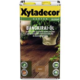 XYLADECOR Bangkirai-Öl, seidenglänzend, 5 l