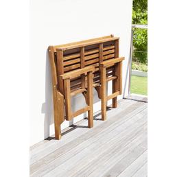 SIENA GARDEN Bank, 2-Sitzer, BxTxH: 120 x 59,5 x 90 cm