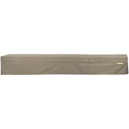 OUTBAG Bankauflage »Bench Plus«, hellbraun, Uni, BxL: 220 x 25 cm