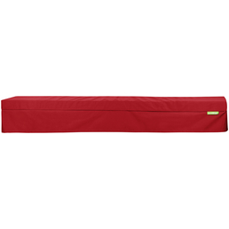 OUTBAG Bankauflage »Bench Plus«, rot, Uni, BxL: 220 x 25 cm