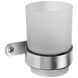 HACEKA Becherhalter »Ixi«, weiß/chromfarben