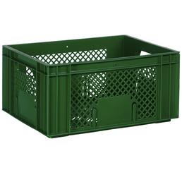 ALUTEC Behälter, 18 l, grün, Höhe: 19 cm
