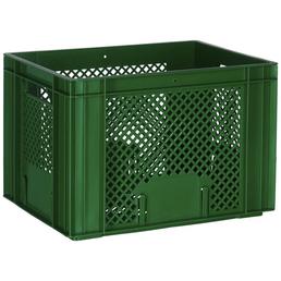 ALUTEC Behälter, 26 l, grün, Höhe: 30 cm