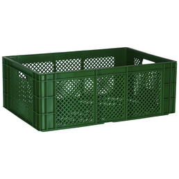 ALUTEC Behälter, 44 l, grün, Höhe: 22 cm