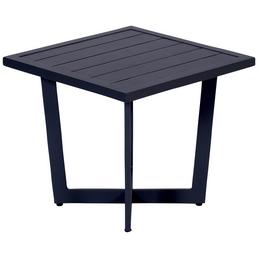 GARDEN IMPRESSIONS Beistelltisch »Ivy-Serie, Aluminium« mit Aluminium-Tischplatte, BxTxH: 47,5 x 56 x 42 cm