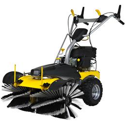TEXAS Benzin-Kehrmaschine »Smart Sweep 800«, 3600 W, 800 m²/h, Benzinbetrieb