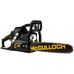 MCCULLOCH Benzin-Kettensäge, 1.4 kW, 1.9 PS, 22.8 m/s, 35 cm