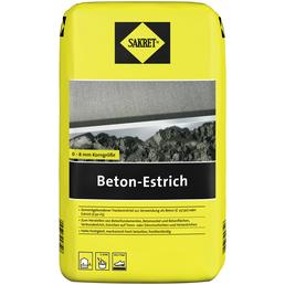 Betonestrich, Grau, 25 kg
