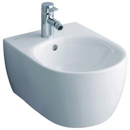 KERAMAG Bidet »iCon«, weiß, rund, BxHxT: 35.5 x 28 x 39 cm