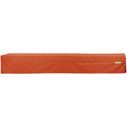 OUTBAG Bierbank-Husse »Bench Plus«, Uni, orange, 25 cm x 220 cm