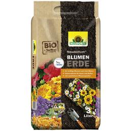 NEUDORFF Bio-Blumenerde »NeudoHum«, für Zimmer-, Balkon- und Terrassenpflanzen