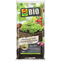 COMPO Bio-Hochbeet-Erde »COMPO BIO «, für Hochbeete
