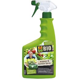 COMPO BIO Kräuter & Gemüse Spray 750 ml