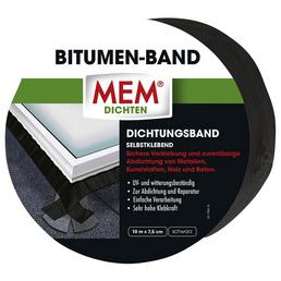 MEM Bitumenband, MEM Dichten, Schwarz, 10 m x 7,5 cm