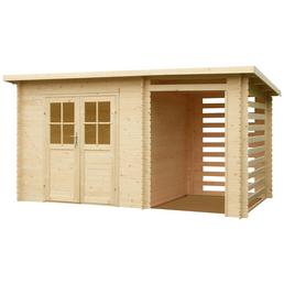 mr gardener blockbohlenhaus j tland bxt 272cm x 242cm. Black Bedroom Furniture Sets. Home Design Ideas