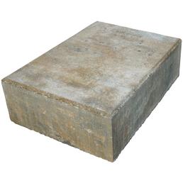 MR. GARDENER Blockstufe, B x L x H: 50 x 35  x 15 cm, Beton