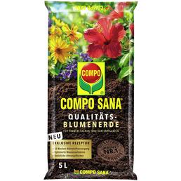 COMPO Blumenerde »COMPO SANA® «, für Zimmer-, Balkon- und Gartenpflanzen