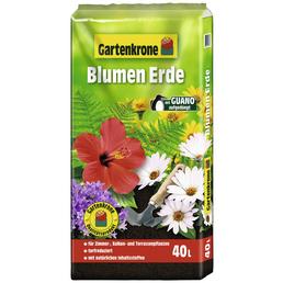 Blumenerde, für Zimmer-,Balkon- und Kübelpflanzen