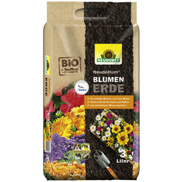 NEUDORFF Blumenerde »NeudoHum«, für Zimmer-, Balkon- und Terrassenpflanzen, torffrei