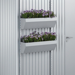 BIOHORT Blumenkasten »FloraBoard«, Breite: 82  cm