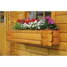 WOLFF Blumenkasten für Gartenhäuser, BxT: 116 x 34 cm, Fichtenholz
