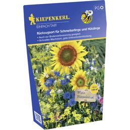 Blumenmischung, Blütezeit: Juni - Oktober
