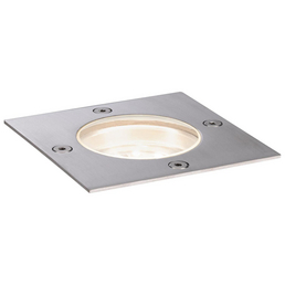 PAULMANN Bodeneinbauleuchte »Plug & Shine«, 3,6 W, dimmbar, IP65, warmweiß
