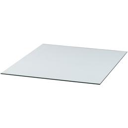 Bodenplatte, zum Funkenschutz, B x L: 85 x 100 cm