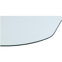 Bodenplatte, zum Funkenschutz, B x L: 85 x 110 cm