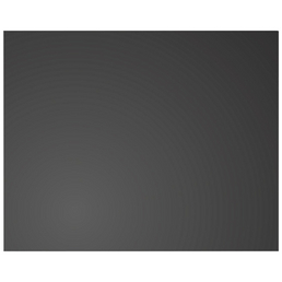 COLOR EMAJL Bodenplatte zum Funkenschutz, Stahl, BxL: 100 x 80 cm
