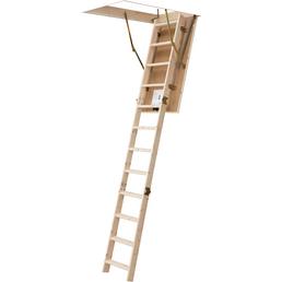 DOLLE Bodentreppe »DOLLE pur«, max. Raumhöhe 285 cm, Fichte, U-Wert 1,6 W/(m²K)