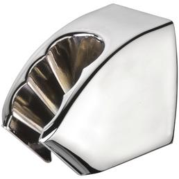 CORNAT Brause-Wandhalter »Universal«, Kunststoff (ABS), silberfarben